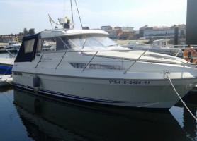 Nidelv 290 Sun Cruiser en Pontevedra | Barcos a motor de ocasión 53576 - Cosas de Barcos-1